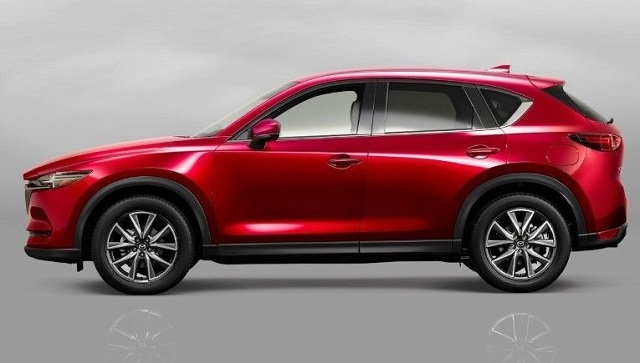 2020 mazda cx-7 side view - 2019 and 2020 New SUV Models