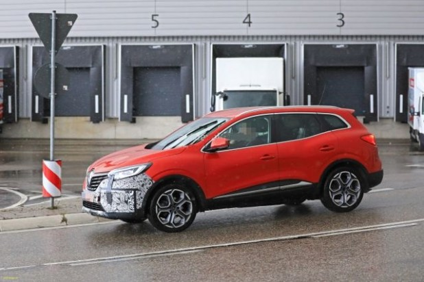 2020 kadjar side view