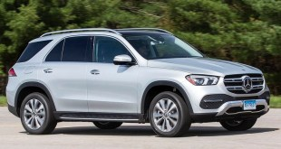 2020 gle front view