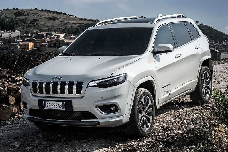 2021 Jeep Grand Cherokee Release Date, Spy Shots - 2019 ...