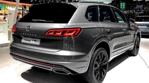 2020 VW Touareg USA, TDI, R line, Interior - 2019 and 2020 ...