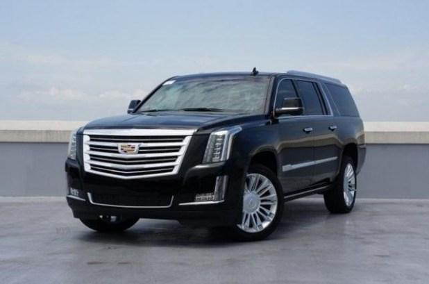 2020 Cadillac Escalade Luxury at $507 b/w for sale in ...  |2020 Cadillac Escalade Platinum