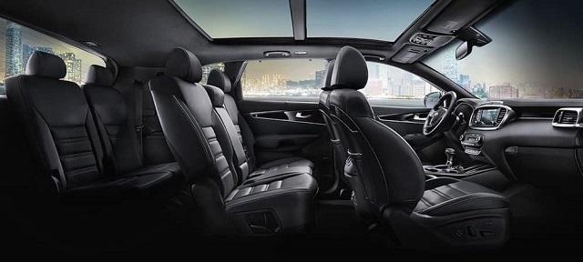 2021-Kia-Sorento-interior - 2019 and 2020 New SUV Models