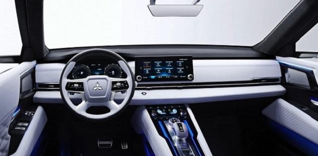2021-Mitsubishi-Outlander-interior - 2020, 2021 and 2022 ...