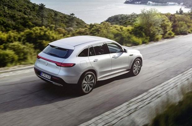 2021 Mercedes-Benz EQC release date