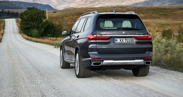 2021 BMW X7 Release Date