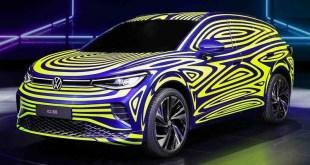 2021 VW ID.4 Crozz Premiere