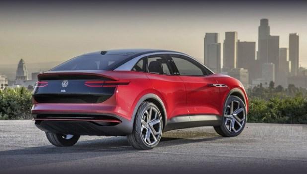 2021 VW ID.4 Crozz Prototype