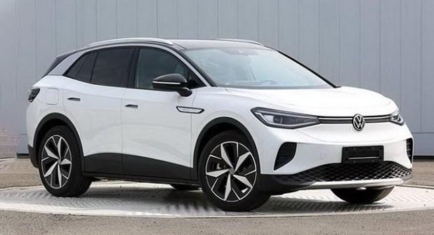 2021 VW ID.4 X