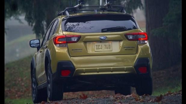 2021 Subaru Crosstrek Sport price