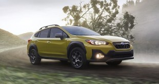 2021 Subaru Crosstrek Featured