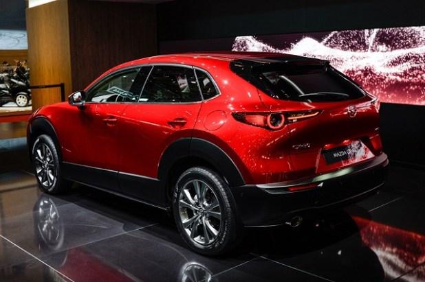 2021 Mazda CX-30 Release Date