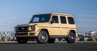 2021 Mercedes Benz G-Class Features