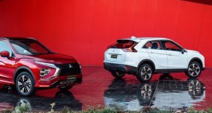 2021 Mitsubishi Eclipse Cross facelift