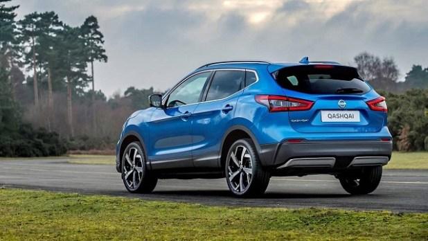 2021 Nissan Rogue Sport Release date