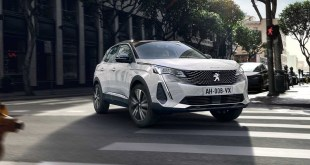 2021 Peugeot 3008 featured