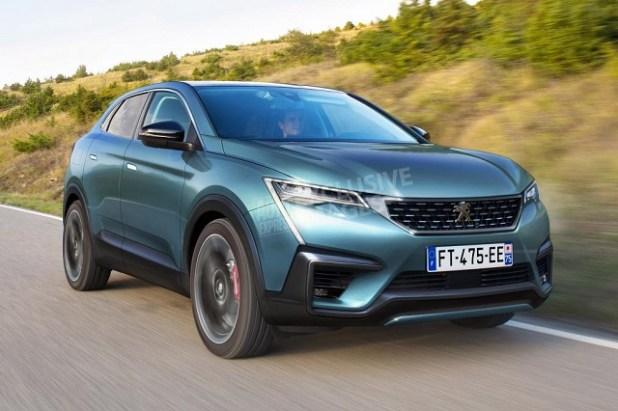 2021 Peugeot 4008