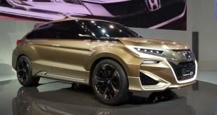 2021 Honda Crosstour Featured