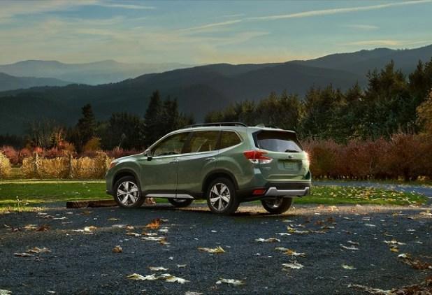 2022 Subaru Forester Release Date