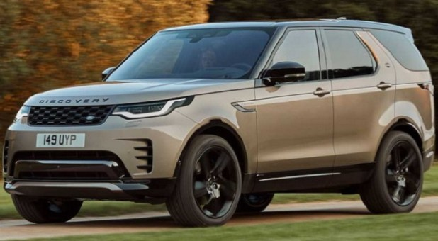 2021 Range Rover Discovery