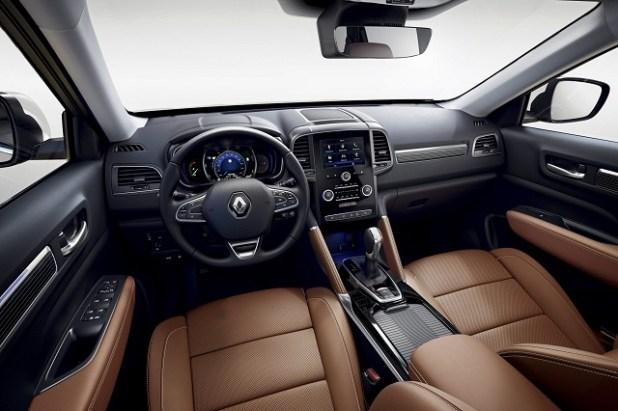 2021 Renault Koleos Interior