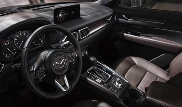 2022 Mazda CX-5 Interior