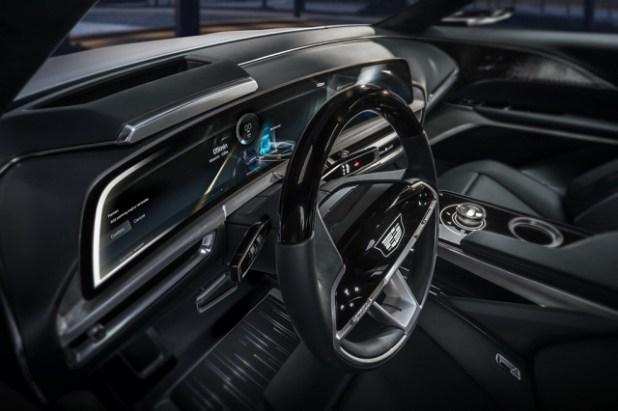 2022 Cadillac Lyriq Interior