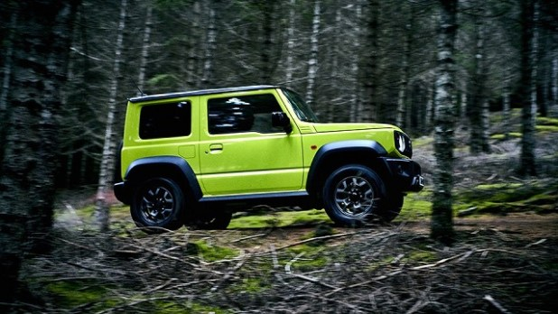 2021 Suzuki Jimny release Date