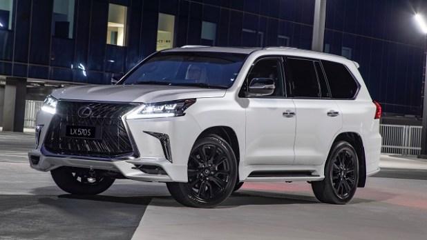 2022 Lexus LX 570