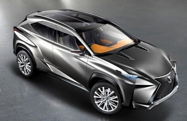 2023 Lexus RX 350 render
