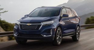 2023 Chevy Equinox featured