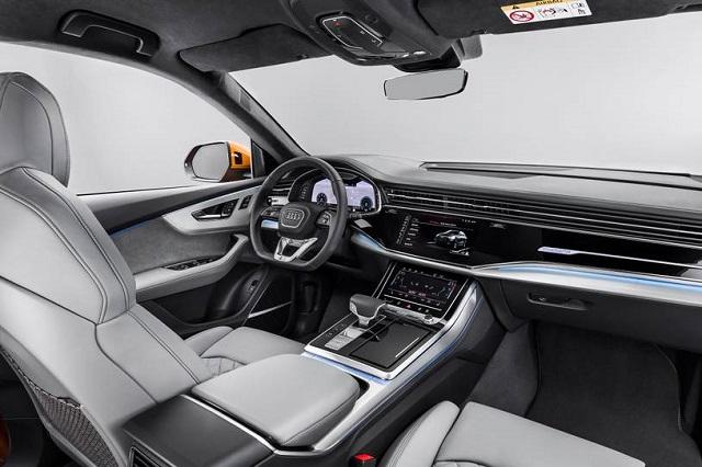2020 Audi Q9 INTERIEUR