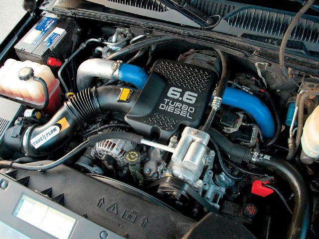 2019 Chevy Suburban diesel