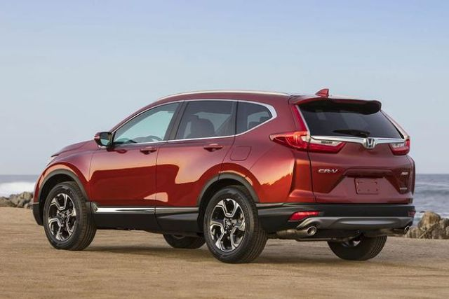 2019 Honda CR-V rear
