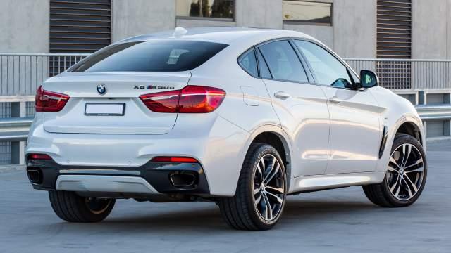 2019 BMW X6 m50d diesel
