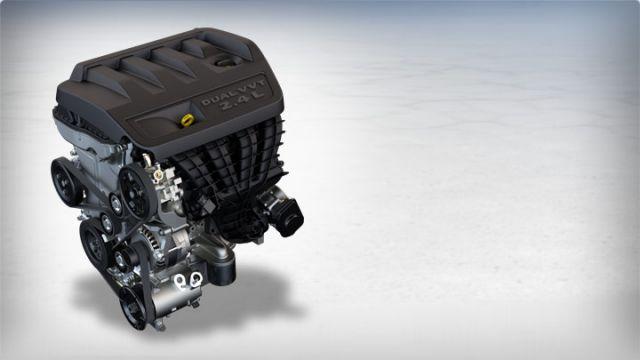 2019 Dodge Journey engine