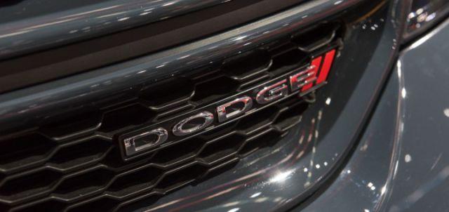 2019 Dodge Journey front