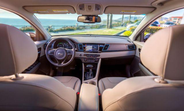 2019 Kia Niro interior