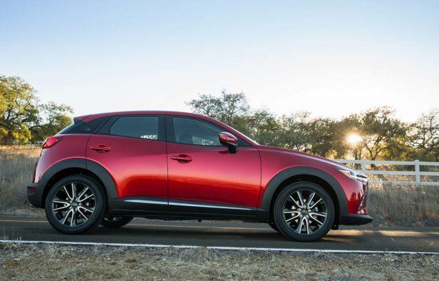 2019 Mazda CX-3 side
