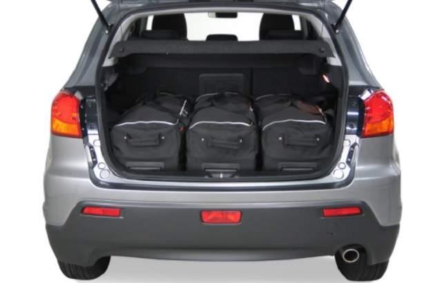 2019 Mitsubishi ASX rear