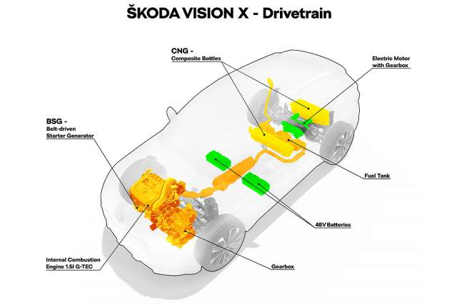 2019 Skoda Polar Vision X