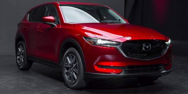 2019 Mazda CX-5 Turbo