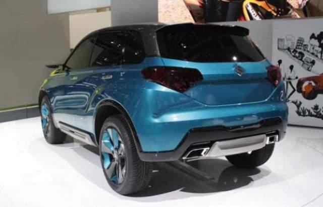 2019 Suzuki Grand Vitara release date