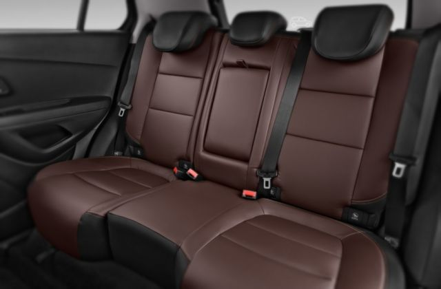2019 Chevy Trax seats