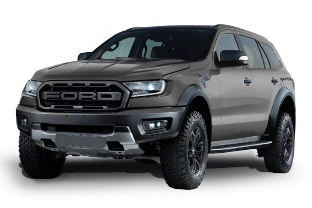 2019 Ford Everest Raptor