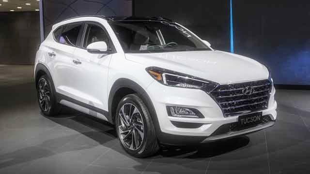 2019 Hyundai Tucson Hybrid