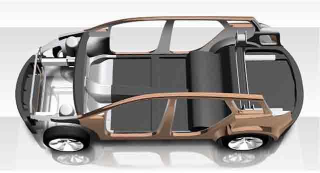 2020 Toyota Venza architecture