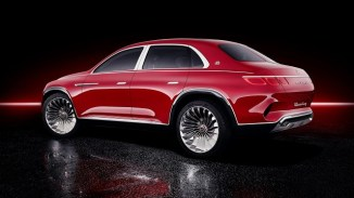 Maybach SUV 2