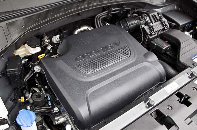 2019 Kia Sorento Diesel engine