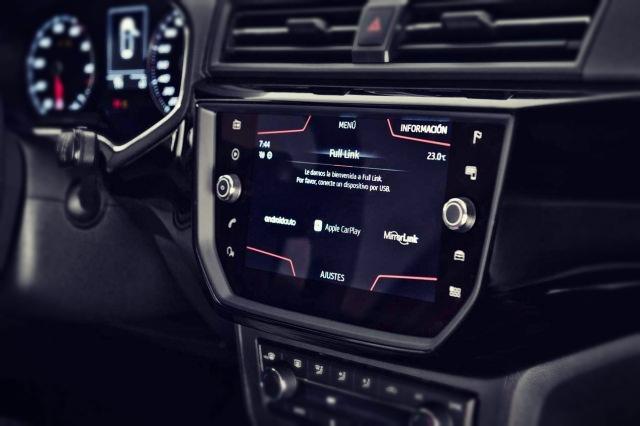 2019 Seat Alora dashboard view
